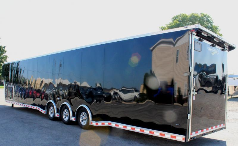 <b>2019 Liquidations Special Sale</b> 48' Millennium Extreme Gooseneck with Tapered Nose and Loaded Out!