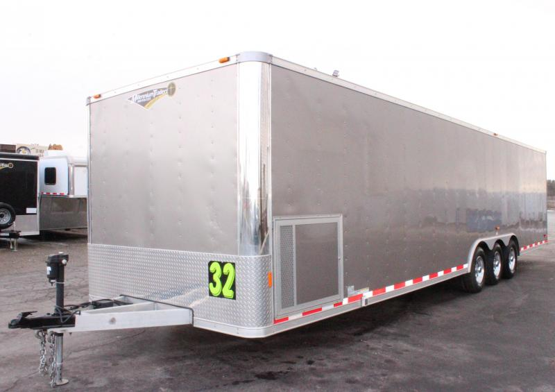 <b>PRE-OWNED</b> 2013 MTI Trailers CAR HAULER w/Lots of Options