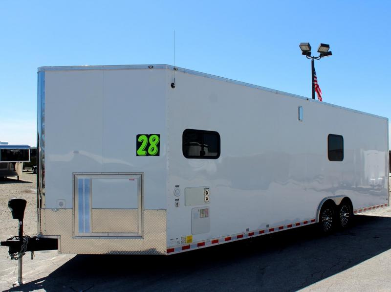 <b>ORDERS ONLY</b>  28' Millennium Auto Master Toy Hauler Tons of Options Added!