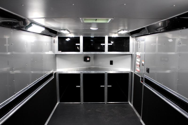 <b>CLEARANCE</b> 2020 7'x16 Millennium Star Enclosed Cargo Trailer