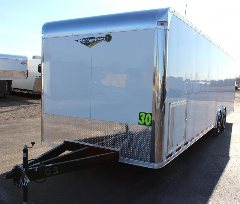 <b>SALE PENDING</b>  2020 30' Millennium Platinum Car Trailer