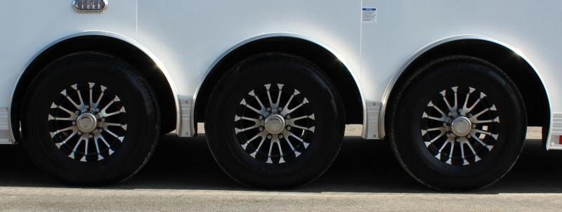 <b>Ready to Rock!</b> 2020 44'  Millennium Auto Master Gooseneck LOADED w/SUPER STOCK PKG!
