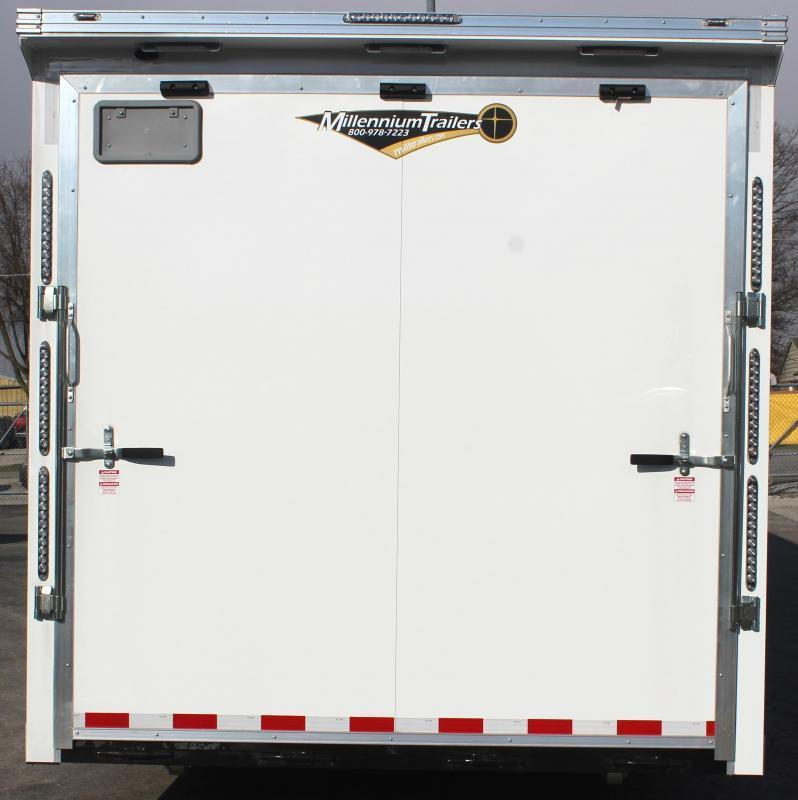 <b>2019 Liquidation Special Sale</b>  48' NEW Millennium Extreme Gooseneck with Tapered Nose and Loaded Out!