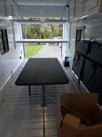 <b>Weekly Special</b>  2019 32' Open Concept Living Quarters Sleeps 6 Deck Over 2/7K Axles