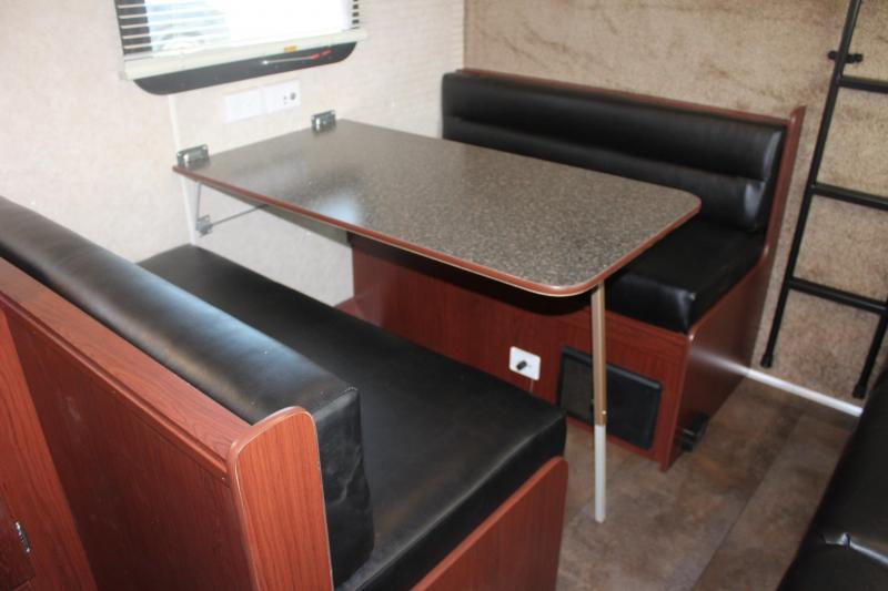 <b>READY 3/23</b> 2020 48' Millennium 12'XE Living Quarters Sofa and Dinette 28' Garage Area