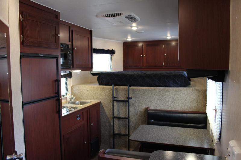 2020 44' Millennium Silver  w/Premium 12'+8' Dinette Living Quarters Lrg. Bath w/Corner Shower