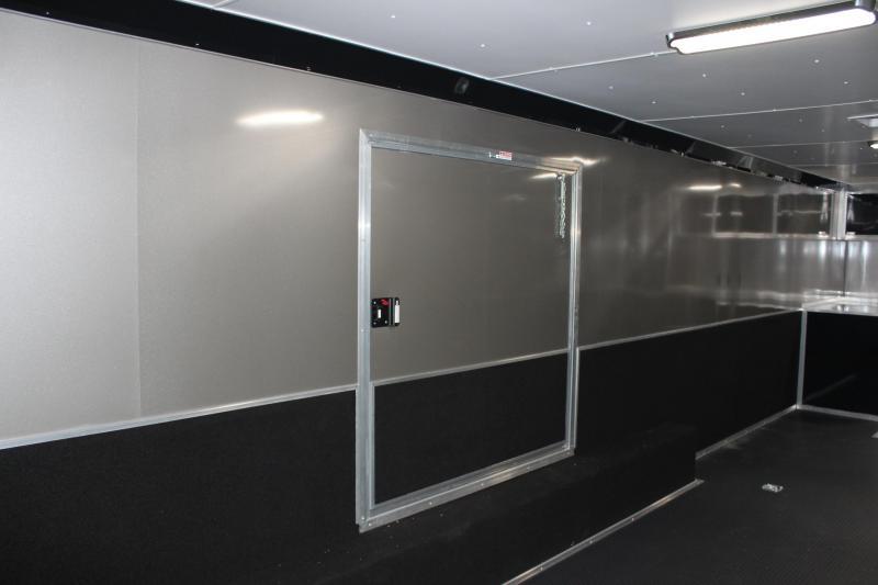 <b>2019 Liquidation Special Sale</b>  32' ALL ALUMINUM FRAME Millennium Extreme Black Cabs/FREE Escape Door