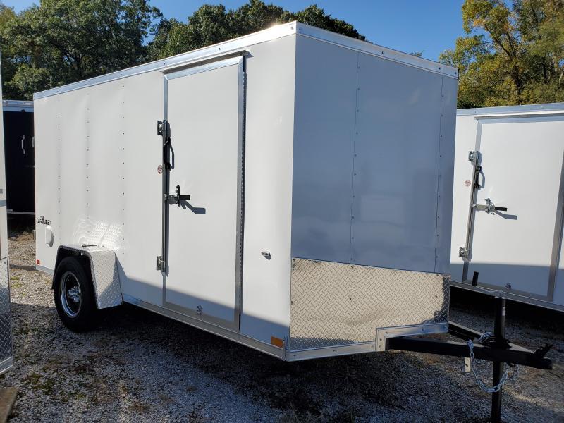 2020 Formula Trailers 6x12 CONQUEST Enclosed Cargo Trailer