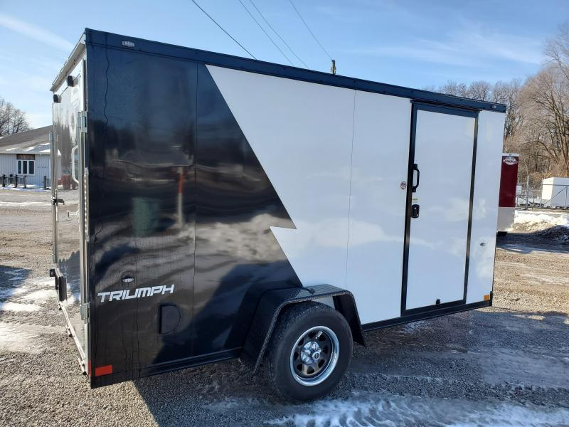 2020 Formula Trailers 6X12 TRIUMPH Enclosed Cargo Trailer