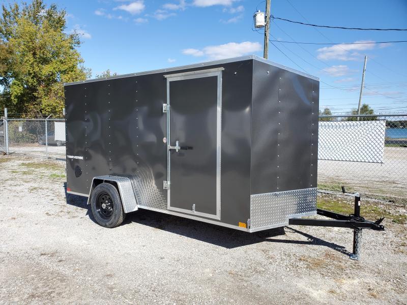 2020 Formula Trailers 6X12 TRAVERSE Enclosed Cargo Trailer