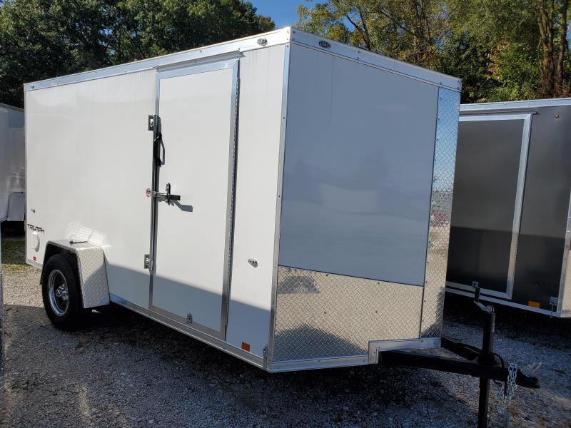 2020 Formula Trailers 6X12 Enclosed Cargo Trailer