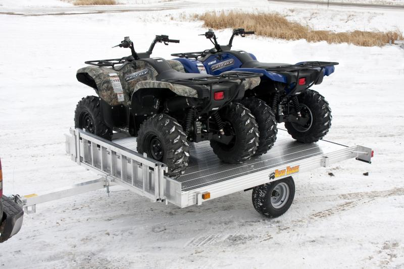 2020 Bear Track BTX82144S ATV Trailer
