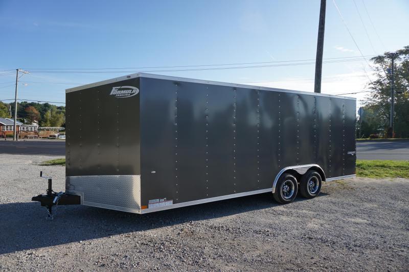 2020 Formula Trailers 8.5X20 CONQUEST Enclosed Cargo Trailer