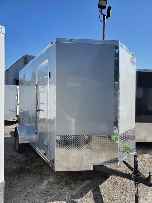 2020 Cargo Mate 6.5x12 Enclosed Cargo Trailer