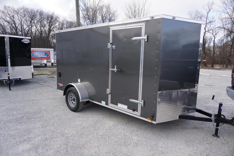 2020 Cargo Mate 6X12 Enclosed Cargo Trailer