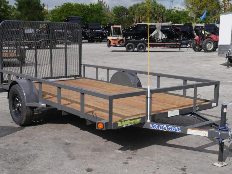 *106206* 6.5x12 Utility|Lawn| Trailer |LRT Trailers 6.5 x 12