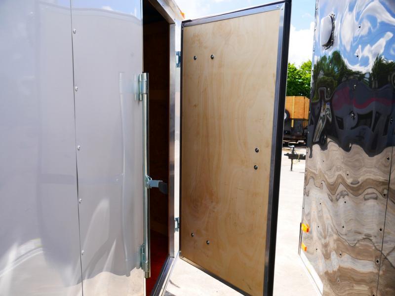 *E3-BB* 6x10 Enclosed  Trailer Cargo Trailers 6 x 10 | EV6-10S3-R