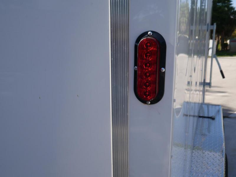 *E8E* 7x14 Door on Nose | 5 Yr Warranty Enclosed Cargo Trailer 7 x 14 | EV7-14T3-R