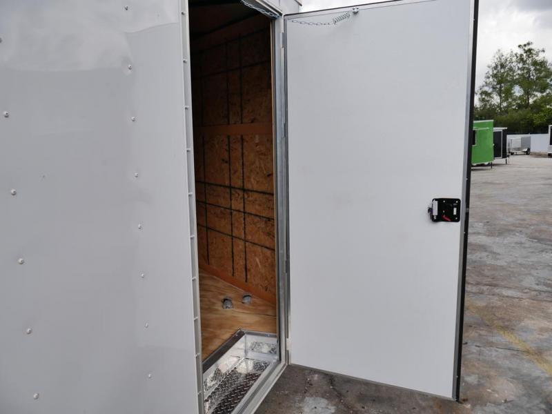 *FD29* 8.5x16 FACTORY DIRECT! | Enclosed Cargo Trailer 8.5 x 16