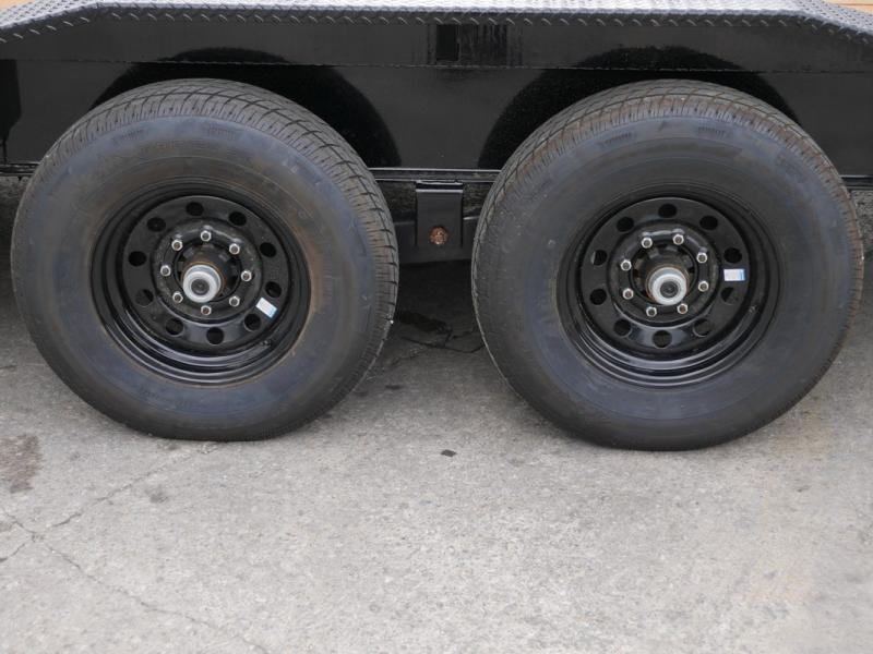 *107685* 8.5x36 Gooseneck Car Hauler Trailer w/Drive Over Fenders | Trailers 8.5 x 36