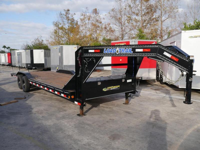 *CH42* 8.5x22 7 TON Car Hauler Trailer  LR Trailers & Haulers 8.5 x 22   CH102-22T7-DOF