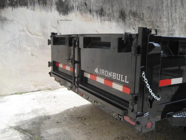*DB71* 7x14 Nortstar Dump Trailer 7 Ton Tandem Axle Trailers 7 x 14 | D83-14T7-24S
