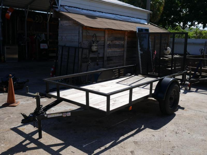 *108128* 5x10 Utility|Lawn|ATV|Triple Crown Trailer |LRT Haulers & Trailers 5 x 10 | U60-10S3-AR