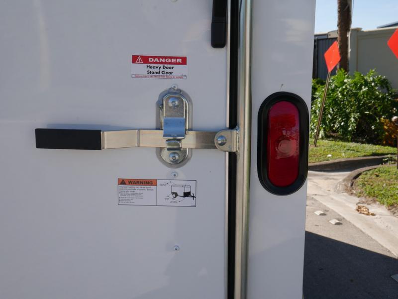 *E8H* 7x14 Mower Trailer | 5 Yr Warranty Enclosed Cargo Trailer 7 x 14 | EV7-14T3-R