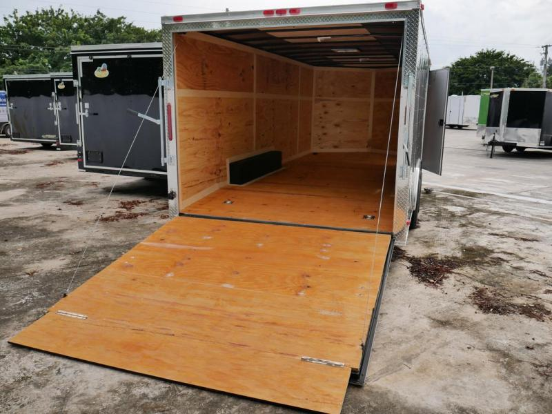 *FD41* 8.5x20 FACTORY DIRECT! Enclosed Cargo Trailer 8.5 x 20