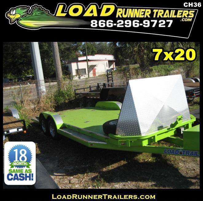 *CH36* 7x20 Sport Car Hauler Trailer |7K Trailers  Haulers 7 x 20 | CH83-20T3-1B-SD-SPORT