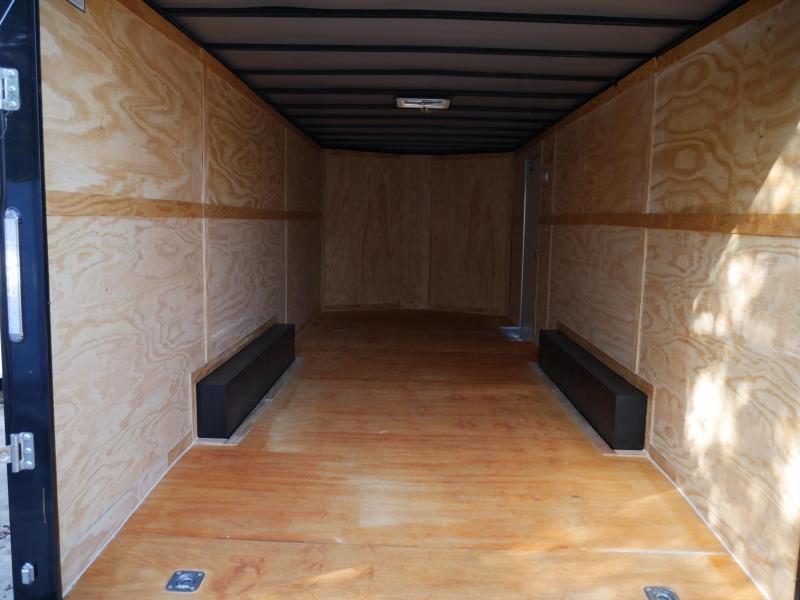 *E22* 8.5x22 Enclosed Trailer   10K   Car Cargo Hauler Trailers 8.5 x 22   EV8.5-22T5TS-R