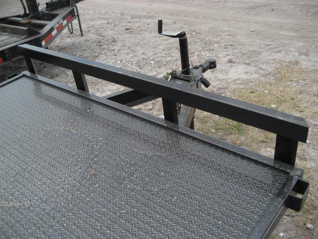 *CH15* 7x18 5 Ton Car Hauler Trailer LR Trailers w/Brakes 7 x 18 | CH82-18T5-1B-SD