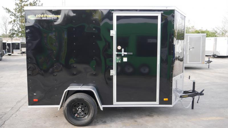 *108847* 6x10 Enclosed Cargo Trailer |LRT Haulers & Trailers 6 x 10