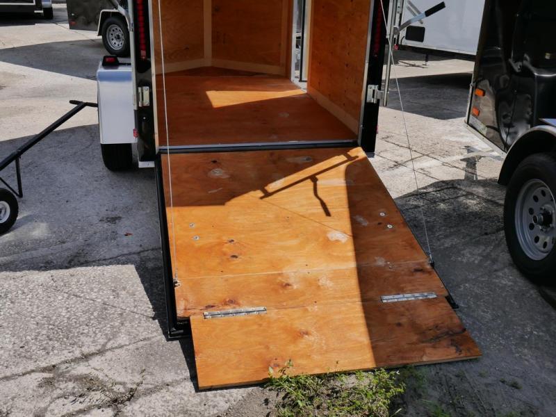 *107864* 5x8 Enclosed Cargo Trailer |LRT Haulers & Trailers 5 x 8 | EV5-8S3-R