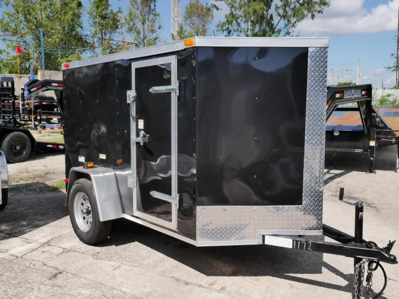 *107864* 5x8 Enclosed Cargo Trailer |LRT Haulers & Trailers 5 x 8 | EV5-8S3-R