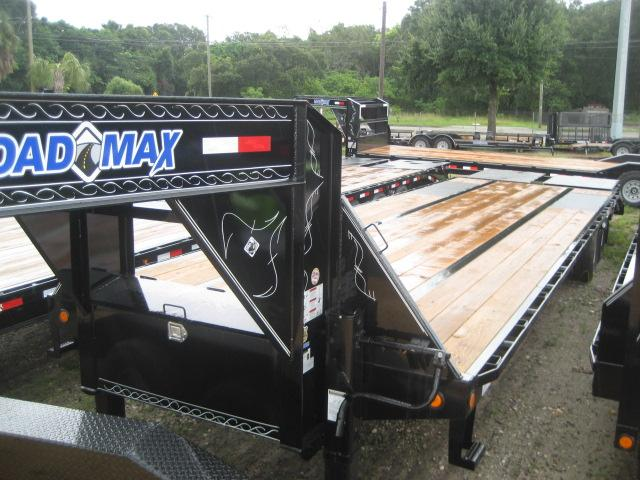 *FG58* 8.5x32 Flatbed Gooseneck Trailer |Deck Over Trailers 8.5 x 32 | FG102-32T10-LP/MPD