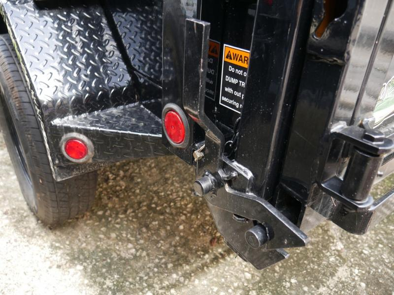 *DB10B* 6x10 Load Trail 7K Dump Trailer Tandem Axle Trailers 6 x 10   D72-10T3-18S