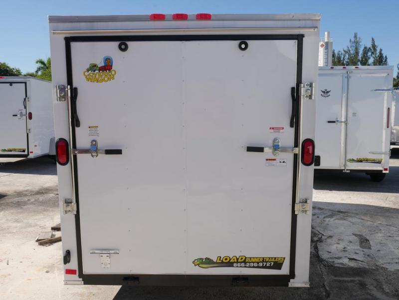 *E3C* 6x10 Enclosed Cargo Trailer |LRT Haulers & Trailers 6 x 10 | EV6-10S3-R