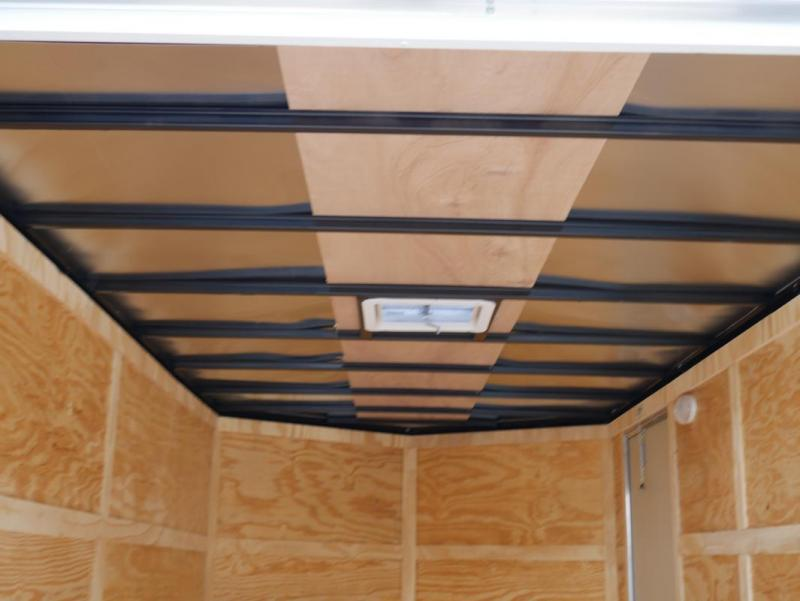 *E8J* 7x14 New Enclosed Trailer | 5 Yr Warranty Enclosed Cargo Trailer 7 x 14 | EV7-14T3-R