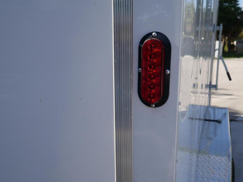*E8E* 7x14 Door on Nose | 5 Yr Warranty Enclosed Cargo Trailer 7 x 14 | EV7-14T3-R