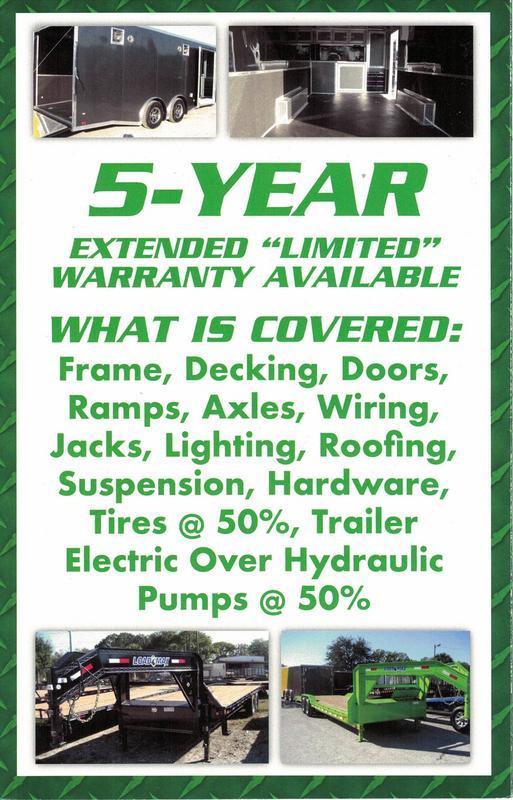 *107277* 7x16 Utility Lawn ATV Multipurpose Trailer  LRT Tandem Axle Trailers 7 x 16