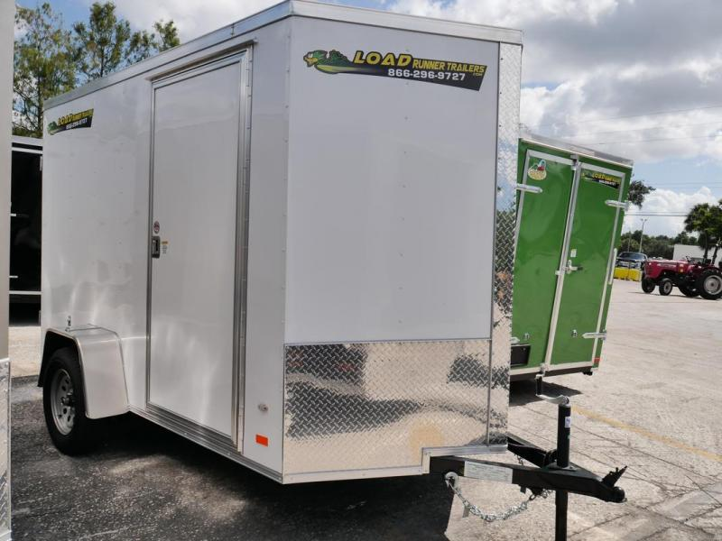 *107328* 6x10 Enclosed Cargo Trailer |LRT Haulers & Trailers 6 x 10 | EV6-10S3-DD