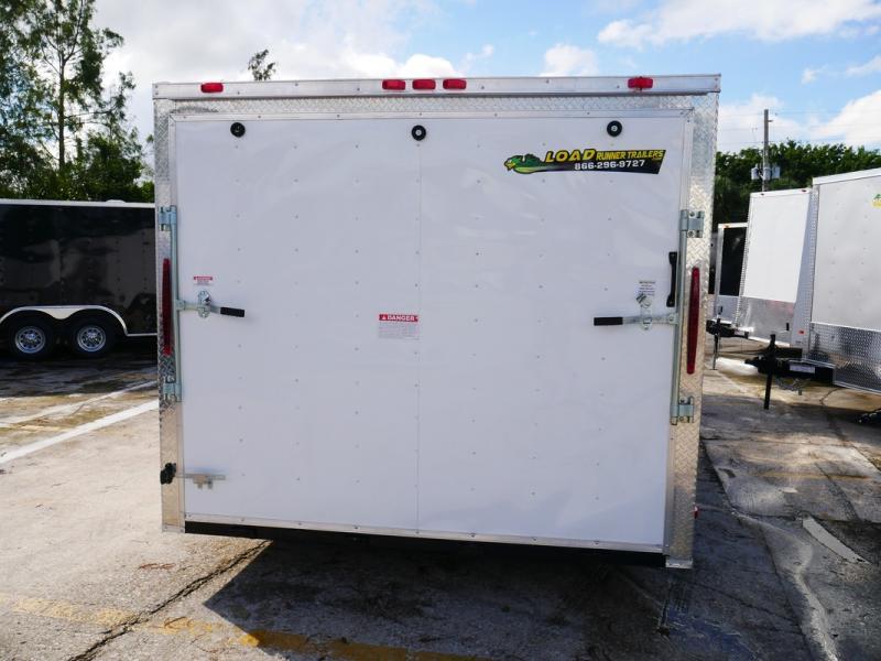 *FD33* 8.5x24 FACTORY DIRECT! Enclosed Cargo Trailer 8.5 x 24