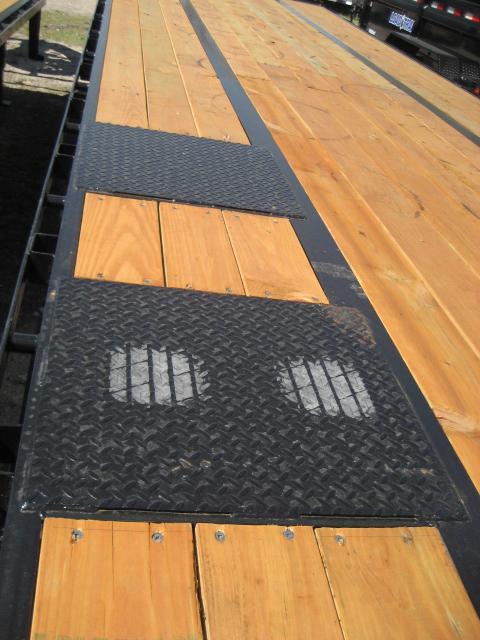 *FG15* 8.5x36 Flatbed Gooseneck Deck Over Trailer 10 TON 20K Trailers 8.5 x 36   FG102-36T10-LP/MPD