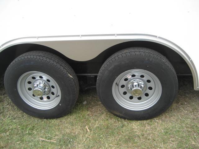 *E11D* 8.5x20 Enclosed Cargo Trailer Car Haulers & Trailers 8.5 x 20   EV8.5-20T5-R
