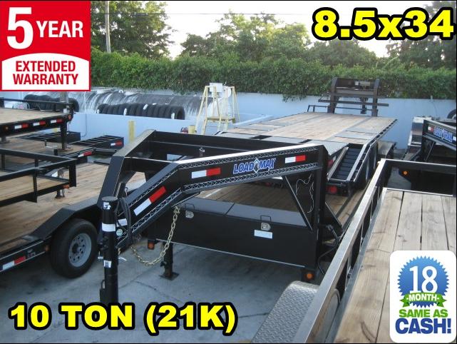 *CH46* 8.5x20 7 TON Car Hauler Trailer |LR Haulers & Trailers 8.5 x 20 | CH102-20T5-2B-DOF