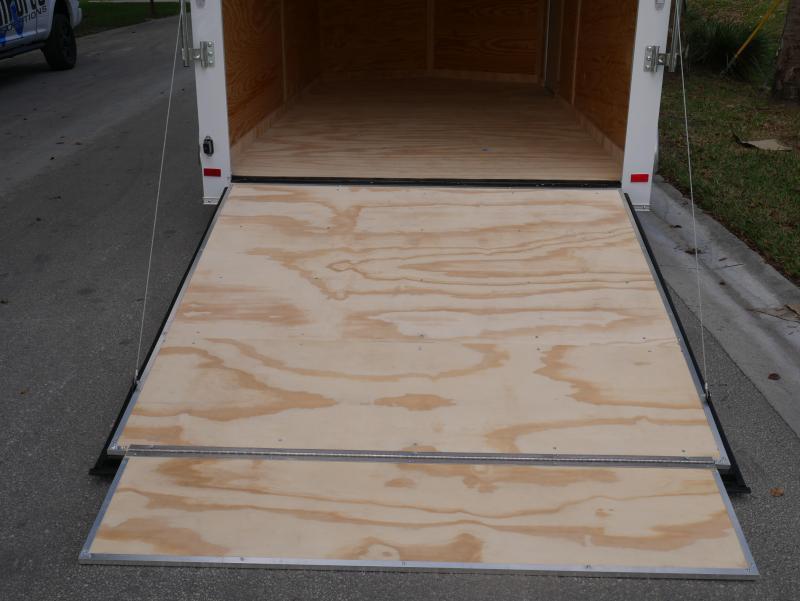 *E8J* 7x14 New Enclosed Trailer   5 Yr Warranty Enclosed Cargo Trailer 7 x 14   EV7-14T3-R