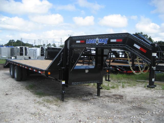 *FG50* 8.5x25 Gooseneck Deck Trailer  10 TON Flatbed Trailers 8.5 x 25   FG102-25T10-LP/MPD