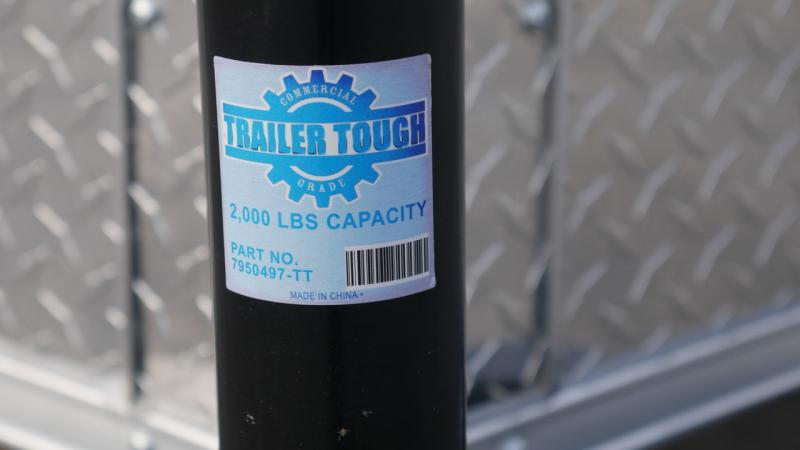 *108895* 5x10 Enclosed Cargo Trailer |LRT Haulers & Trailers 5 x 10