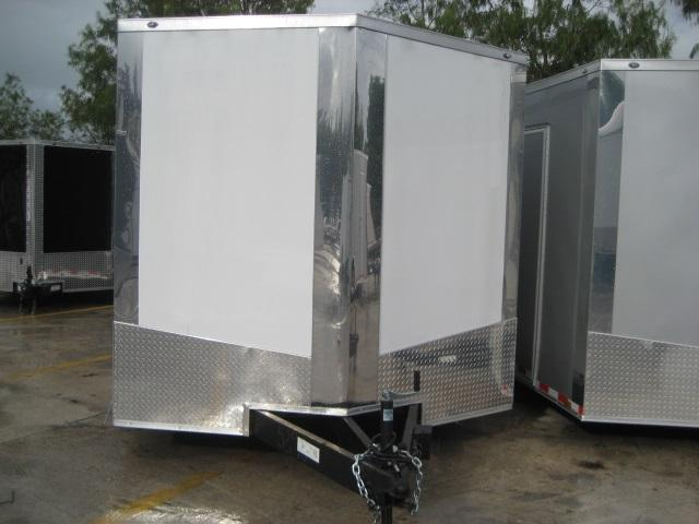 *E12C* 8.5x24 Enclosed Car Hauler Cargo Trailer HAULERS 8.5 x 24   EV8.5-24T5TS-R